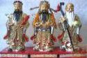 statuettes de fuk luk et sau