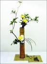 L'ikebana un art floral ancestral