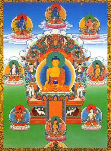 L'enseignement de Boudda base du bouddhisme