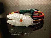 bracelet cigale feng shui