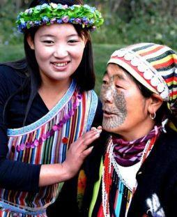De nombreuses ethnies composent la Chine