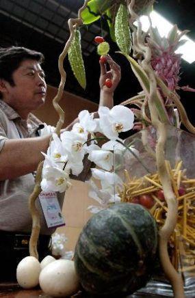 Les japonais considèrent l'ikebana comme un art traditionnel du Japon