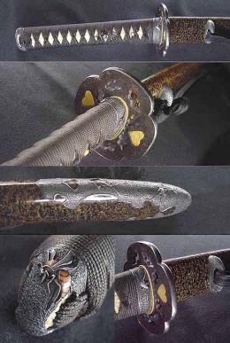 Le sabre japonais, un art et une culture