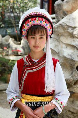 La population chinoise st composée de 56 ethnies