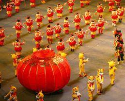 le Nouvel An Chinois est riche de fêtes et de défilés