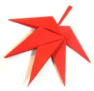 Une feuille, un classique de l'origami japonais