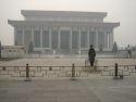 mausolée de Mao sur la place Tian Anmen