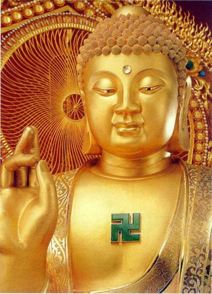 Siddharta Gautama devenu Bouddha